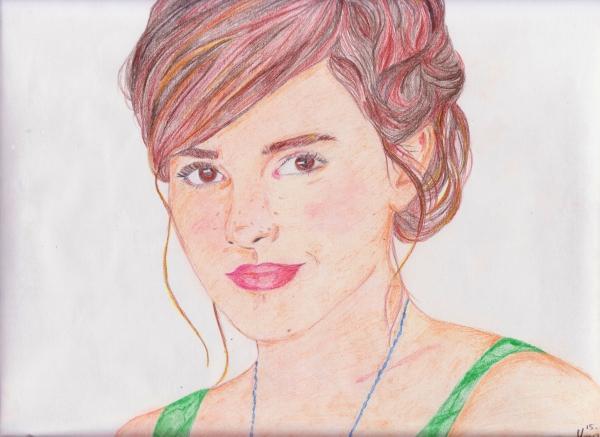 Emma Watson by yarartist
